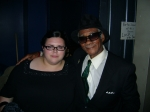 CoCo Nivens (Seattle, WA) and Little Freddie King, D.B.A November 1st, 2008